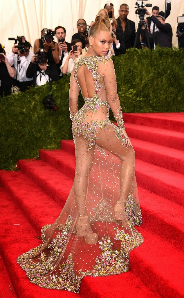2015 Met Gala Striking and Dramatic Gowns