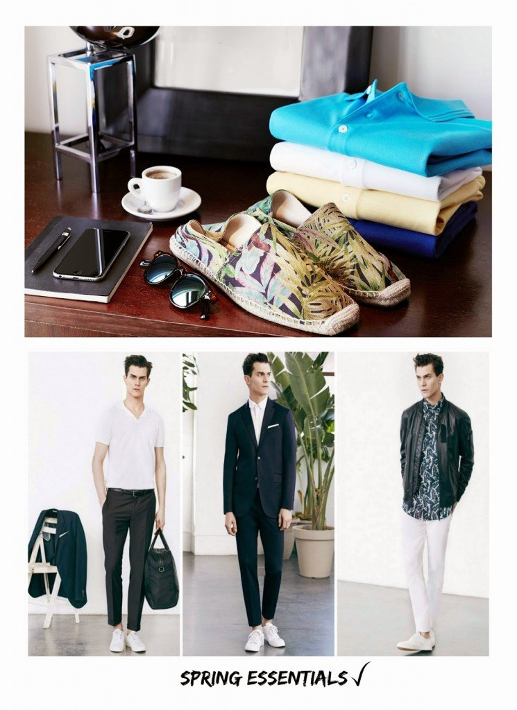 Spring Essentials For Men To Look Their Best